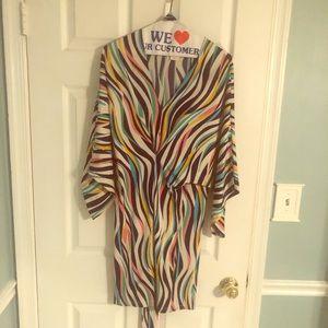 Julie Brown Mulit-Color Dress